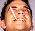 Robbie Williams: 'I Smoked Someone's Shoe'
