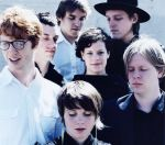 Arcade Fire 'Recording In New York'