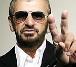The Beatles' Ringo Starr Unveils Star On Hollywood Walk Of Fame
