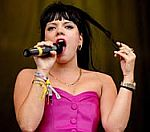 Lily Allen: 'Second Album Is Almost Finished'