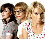 The Pipettes лишились двух 'Пипеток'