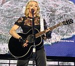 Madonna Holds Off Portishead To Claim Album Number One
