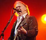 Neil Young Headlines Glastonbury With 'Amazing' Set