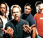 Metallica To Hit Studio In May For 'Recording Project'