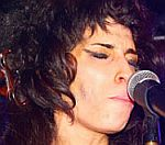Gaunt Looking Amy Winehouse Performs Impromptu London Gig