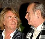 Status Quo Raise Thousands At Prince's Trust Charity Auction