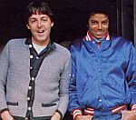 Paul McCartney Calls On Michael Jackson To Release New Album