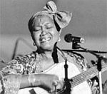 Folk Legend And Civil Rights Activist Odetta Holmes Dies