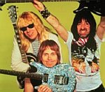 Spinal Tap Recording New Material Together