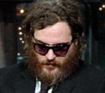 Rapper Joaquin Phoenix Loses The Plot On David Letterman