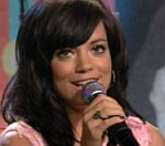 Lily Allen Appears On Jay Leno, Beefs With Perez Hilton