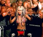 Christina Aguilera's Dirrty Voted Sexiest Music Video Of All Time