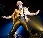 Patrick Wolf Spits and Hurls Equipment At Festival Security