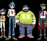 Gorillaz Launch 'Plastic Beach' Game For iPhone And iPad