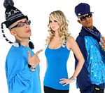N-Dubz 'Choose To Go Fishing Over New Album'