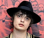 Pete Doherty Glastonbury Blood Painting Up For Auction