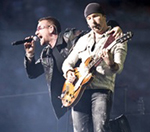 Bono: 'U2 Are Delighted and Humbled To Play Glastonbury Festival'
