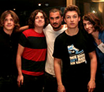 Arctic Monkeys Studio Photos Emerge Online