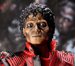 Michael Jackson 'Thriller' Doll Officially Unveiled