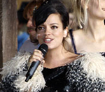 Lily Allen 'Embarrassed' By New TV Show