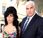 Amy Winehouse's Dad Mitch Launches Music Career