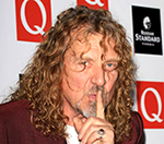 Led Zeppelin's Robert Plant In Talks With Michael Eavis About Glastonbury 2010
