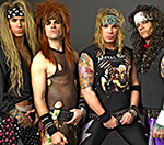 Steel Panther Confirm Two UK Shows For March 2010