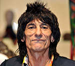 Rolling Stones' Ronnie Wood Launches Clothing Line In London