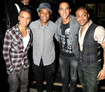 JLS Make It X Factor Treble On Singles Chart