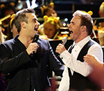 Robbie Williams Says Take That Reunion Has Been 'Magical'