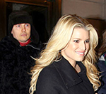 Billy Corgan and Jessica Simpson Recording Song Together
