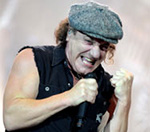 AC/DC's Brian Johnson Slams Rock Stars Who Beg For Charity Money At Gigs