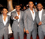 JLS Eye Jay-Z Collaboration As They Ready Tinie Tempah Song