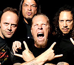 Metallica, Slayer, Megadeth, Anthrax For Sonisphere Festival 2011