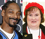 Snoop Dogg: 'I'm Recording A Duet With Susan Boyle'
