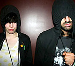 Crystal Castles To Release Single With The Cure's Robert Smith