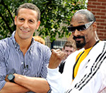 Rio Ferdinand: 'I Want To Join Snoop Dogg On Coronation Street'