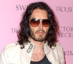 Russell Brand Wants Lady Gaga 'Lesbian Show' With Taylor Swift