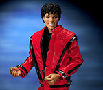 Michael Jackson Dolls Recreate 'Thriller' And 'Billie Jean' Poses