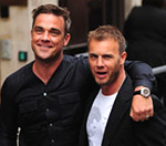 Robbie Williams And Gary Barlow Unveil 'Shame' Video
