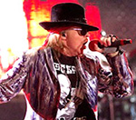 Axl Rose: Guns N' Roses Were On Time At Reading And Leeds Festival 2010