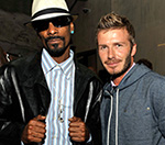 David Beckham And Snoop Dogg 'To Form Supergroup'