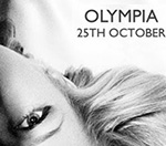 Kate Moss Poses On Bryan Ferry's 'Olympia' Album Cover