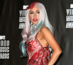 Lady Gaga Upset After Eva Longoria 'Steals' Meat Dress