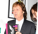 Paul McCartney, Ringo Starr Unite At Book Launch