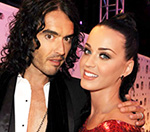 Katy Perry, Russell Brand Make Post-Marriage Debut At MTV EMAs 2010