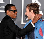 Jay-Z: Coldplay's Chris Martin Is My 'Brother From Another Mother'