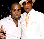 Kanye West, Jay-Z Take Over Hotel To Finish 'Watch The Throne'