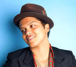 Bruno Mars To Replace Rihanna At Number One On UK Album Chart