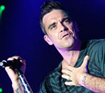 Take That's Robbie Williams Haunted By Bertie The Ghost